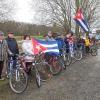 """Aktion """"Fahrräder für Kuba"""" – Radfahrerclub """"Solidarität"""" 1895 Gera e.V. sammelte 24 Fahrräder"""