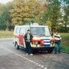 Wir helfen Kuba zu helfen und unterstützen das Gesundheitsministerium von Kuba mit materiellen Spenden wie mit diesem Krankenwagen. Im Jahr 2000 transportierte Cuba Sí drei neue und komplett ausgestattete Krankenwagen nach Kuba.
