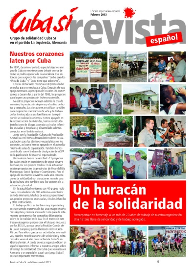 Revista 2 spanisch/2012