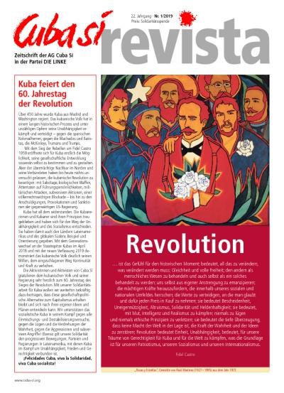 Cuba Sí Revista
