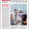"""Freude beim Medizinerteam im Krankenhaus """"Ramón Coro"""" über gespendete Technik"""