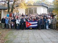 Gruppenfoto ACPA-Cuba sí nach erfolgreichem Bundestreffen am Werbellinsee