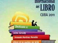 Logo der 20. Buchmesse in Havanna