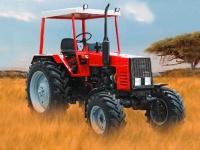 Belarus-Traktor für Kuba