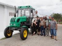Traktoren, Cuba Sí, Projekt