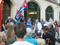 Yoani Sanchez, Berlin, Dissidenten, Instituto Cervantes,TAZ