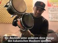 Auch der Berliner Rapper, Produzent und DJ Habano MC unterstützt die Aktion