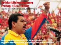 Bildquelle: Miraflores, Venezuela