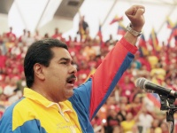 Viva la Revolución bolivariana! Viva el Presidente Nicolás Maduro!