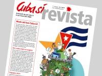 Der Titel der neuen Cuba Sí-Revista