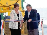 Dilma und Raúl