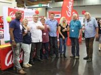 Harri Grünberg von Cuba Sí ist Mitglied im Parteivorstand der LINKEN.