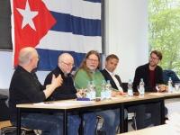 Kubaveranstaltung an der Uni Paderborn